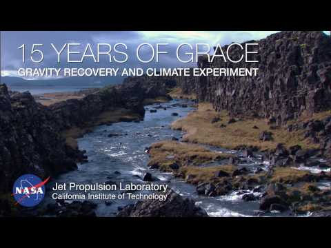 15 Years of GRACE Earth Observations © NASA Jet Propulsion Laboratory