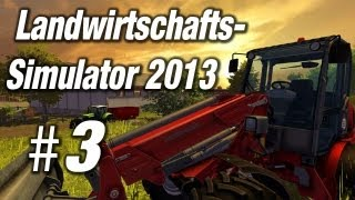Landwirtschafts-Simulator 2013 - Walkthrough-Interview mit Giants Software - Teil 3
