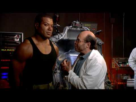 Stargate SG1 - Teal'c Plays Stargate The Game (Season 8 Ep. 6)