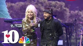 Dolly Parton on Dollywood's 2018 season, a new movie, and more!