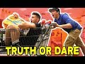 MOST EXTREME TRUTH OR DARE WITH MOOSECRAFT n RYGUYROCKY! (Minecraft Challenge Accepted)