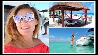 We had the BEST time on a boat trip in Mexico!Clothing items linked belowSUBSCRIBE http://bit.ly/1iRMKtw The Ritz Carlton Cancun http://www.ritzcarlton.com/en/hotels/mexico/cancunMoana Catamaran http://www.moana-cancun.com/SOCIAL MEDIABLOG / http://www.niomismart.com/TWITTER / https://twitter.com/niomismartINSTAGRAM / https://www.instagram.com/niomismart/FACEBOOK / https://www.facebook.com/NiomiSmart/SNAPCHAT / niomismartPINTEREST / https://uk.pinterest.com/niomismart/EAT SMARTI'm so excited to announce that Eat Smart is available to pre-order now in the US on Amazon and Barnes & Noble and will officially launch on August 1st. #EatSmartPre-Order on Amazon - http://amzn.to/2sZXH44Pre-Order on Barnes & Noble - http://bit.ly/2uh9LNPAMAZON http://smarturl.it/eat-smartWHSMITH http://bit.ly/2axg33sWATERSTONES http://smarturl.it/eatsmart-waterstonesiBOOKS http://smarturl.it/eat-smart-ibookAUS & NZ http://smarturl.it/eatsmart-anzSourcedBoxhttp://www.sourcedbox.comWHAT I'M WEARINGBikini - Heidi Klein http://bit.ly/2tjzFjKDress - Gap http://bit.ly/2tLmCqJSunglasses - Matthew Williamson http://bit.ly/2tu0EgRNecklace - Annie Haak http://bit.ly/2tfUEs9Lace Vest - & Other Stories http://bit.ly/2tul1KXDISCLAIMERThis video is not sponsored. All opinions are my own.Thank you for watching!