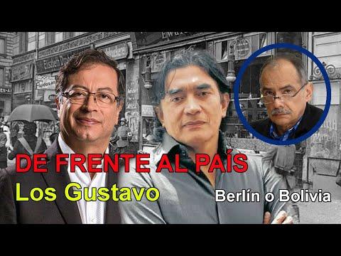 Petro, Bolívar y Gonzalo Guillén - Le hablan claro al país