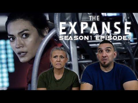 The Expanse Season 1 Episode 9 'Critical Mass' REACTION!!
