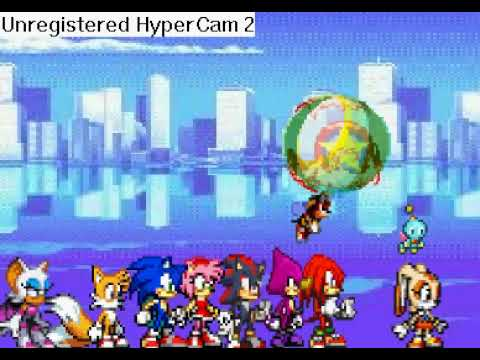 Get Back Home Part 1 Sonic