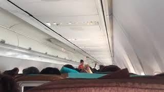 Video Mencekam! Suasana Kabin GA 502 ketika akan meminta return to base, sebagian penumpang minta balik MP3, 3GP, MP4, WEBM, AVI, FLV Mei 2019
