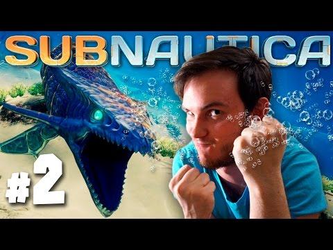 Я ЗДЕСЬ БОСС!   Subnautica #2