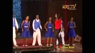 Music Festival Eritrea Expo Rut Abraha Cinema Roma, Asmara 2012 Eri Tv Live Video