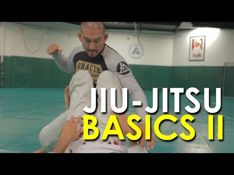 Basics - This is the second in a series of videos about Brazilian jiu-jitsu. In this video, third generation Brazilian Jiu-Jitsu instructor Rener Gracie teaches a few of the basics of his family's Martial...