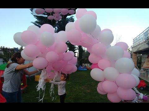 Uçan balon dünyasına hoş geldiniz