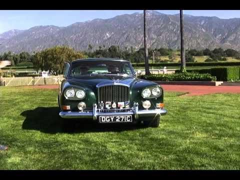 Rolls-Royce Owners' Club So. Cal. Region Concours d'Elegance Santa Anita Park 2011