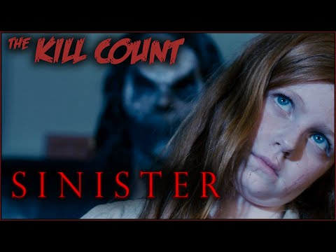 Sinister (2012) KILL COUNT