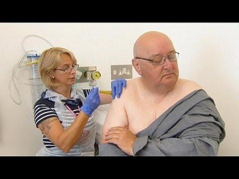 Πειραματικά εμβόλια κατά του Έμπολα