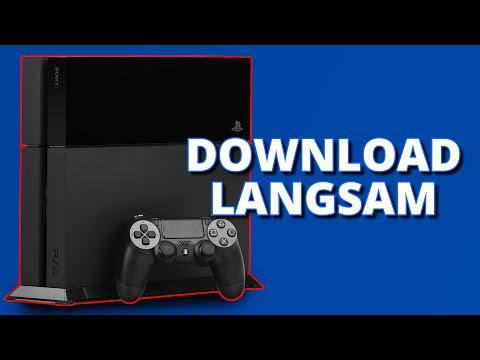 PS4 Download langsam trotz guter Verbindung? 7 Tipps um deine PS4 Downloads zu beschleunigen