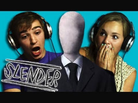 reaction - Slender Reaction Bonus: http://bit.ly/OM9U62 NEW Vids every Sun & Thurs! Subscribe: http://bit.ly/TheFineBros Watch all episodes of REACT http://goo.gl/4iDVa...