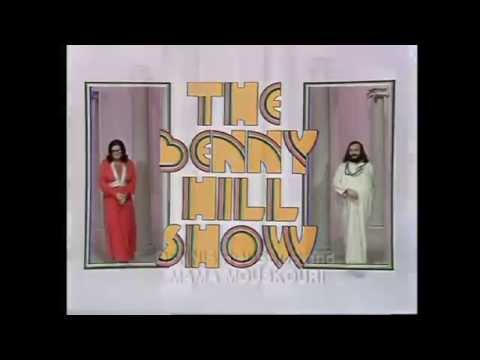 Benny Hill Show - Dennis Roussos and Mama Mouskouri
