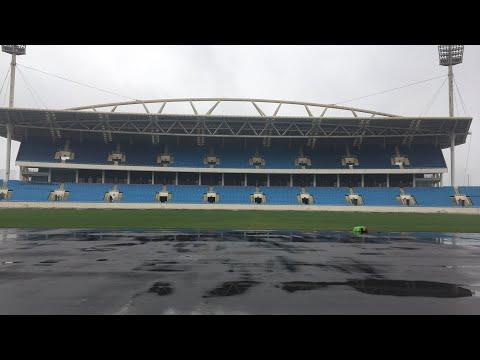 Trực tiếp: Sân Mỹ Đình đẹp như mơ cho U23 Việt Nam thi đấu tại Vòng loại U23 Châu Á 2020 - Thời lượng: 39 phút.