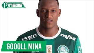 Veja o gol sofrido que marcou a vitória do Palmeiras sobre o Jorge Wilstermann no Allianz Parque. ATIVE O DAS...