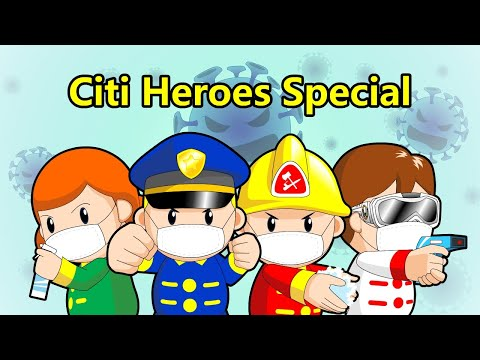 Citi Heroes Special