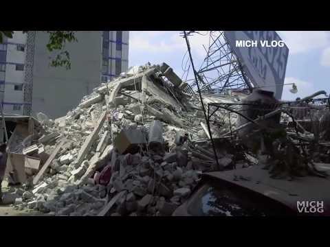 Edificio Viaduco 106 esq. Torreon 19 de septiembre (видео)