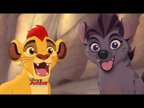 The Lion Guard: We're The Same (Sisi Ni Sawa) Full Version