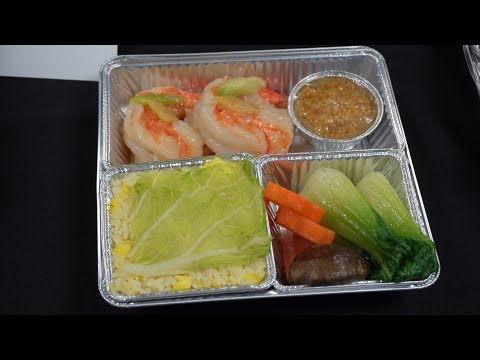 How Airlines Prepare Food! Singapore Airlines SUITES - FIRST CLASS - BUSINESS CLASS FOOD REVIEW!