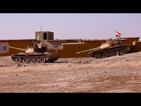 Στις ανατολικές παρυφές της Μοσούλης οι ιρακινές δυνάμεις – world