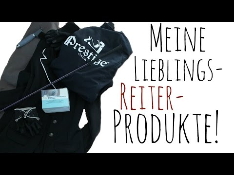 Meine Lieblings-Reiter-Produkte [100+ Abo Special] |horsesociety