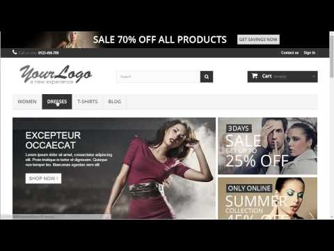 Prestashop: Prestashop 101 Day 2 (1.6) - Basic Presta ...