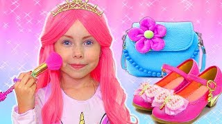 Alice Becames a Princess and going to a birthday