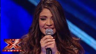 سلوى أنلوف - العروض المباشرة - الاسبوع 4 - The X Factor 2013