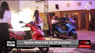 8. Kymco AK550 & X-Town 300i now in the Philippines! News Update (September 29, 2017)