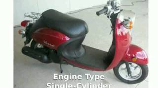 4. erheriada - 2008 Yamaha Vino Classic Details & Specification