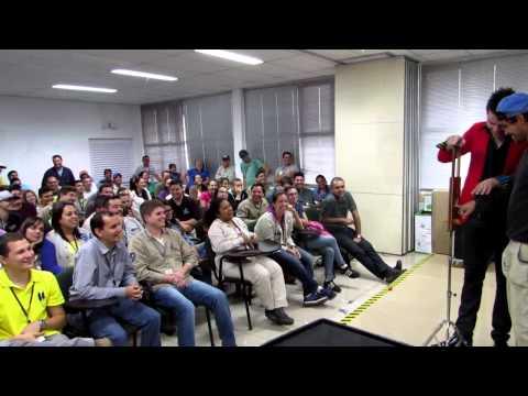 Palestra Show - SIPAT 2015 - Monsanto - Itaí/SP