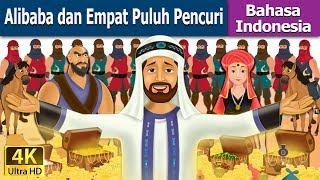 Video Alibaba dan Empat Puluh Pencuri | Dongeng anak | Kartun anak | Dongeng Bahasa Indonesia MP3, 3GP, MP4, WEBM, AVI, FLV Mei 2019