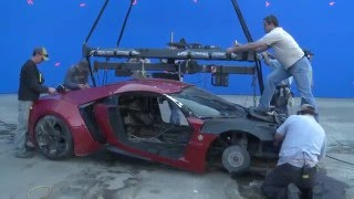 Nonton Fast   Furious 7 Lykan Hypersport Crash Paul Walker And Vin Diesel  Behind The Scenes Film Subtitle Indonesia Streaming Movie Download