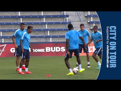 Video: OPEN TRAINING IN KANSAS | Today on Tour
