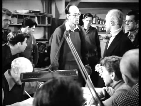 The Thing From Another World (1951) - A superior being