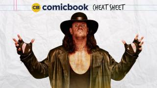 ComicBook Cheat Sheet: The Undertaker by Comicbook.com