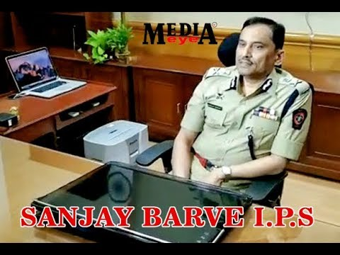 Sanjay Barve takes charge as Mumbai Police Commissioner