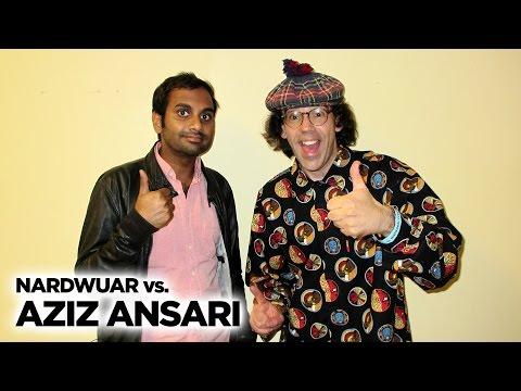 Ansari - Nardwuar interviews Aziz Ansari at Oddball Comedy Fest in Auburn, WA USA ! http://www.twitter.com/nardwuar.