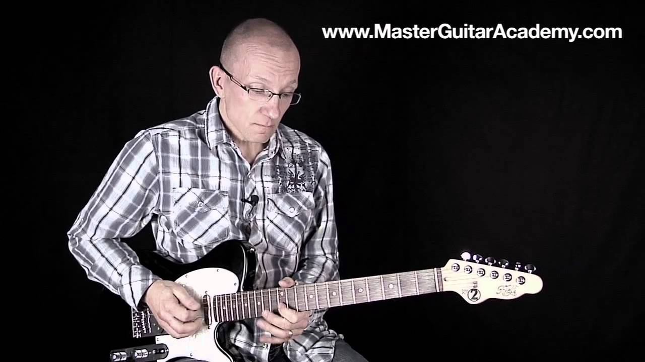 Funk Guitar Lesson – timing and execution