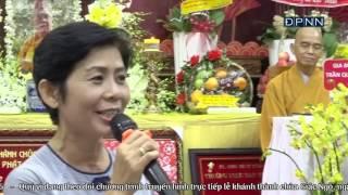 Lễ trao bằng công đức trùng tu chùa Giác Ngộ - 28/08/20136