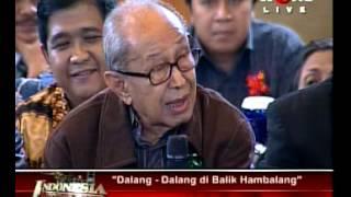 Video ILC - Prof. J E Sahetapy., Dalang2 di balik Hambalang. MP3, 3GP, MP4, WEBM, AVI, FLV Desember 2018