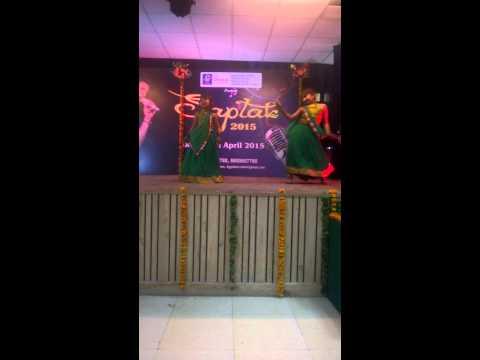 Video VASTI DANCE PERFORM IN SONG OF
