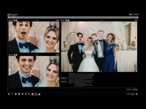 CutOut Hochzeitsfoto 2017 - Bedienung