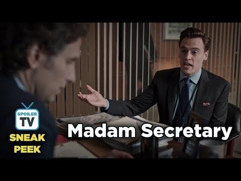 "Madam Secretary 5x08 Sneak Peek 1 ""The Courage to Continue"""