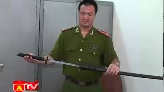 Phát hiện vụ vận chuyển vũ khí thô sơ số lượng lớn