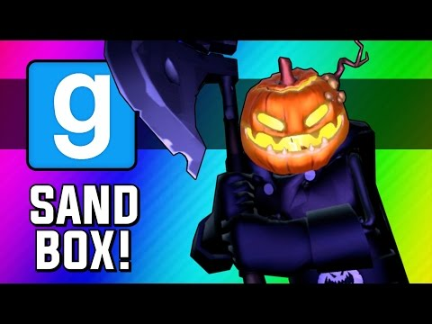 "Gmod: Halloween Training - How NOT to ""Trick or Treat"" (Garry's Mod Sandbox Funny Moments)"