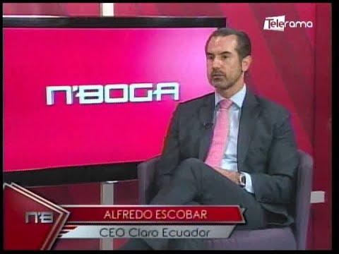 Líderes Empresariales: Alfredo Escobar CEO Claro Ecuador